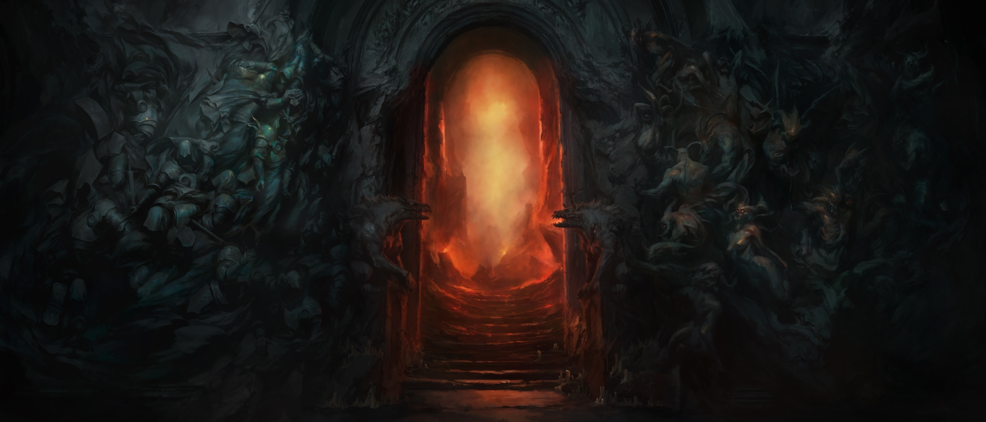 Hell-Gate-Opened