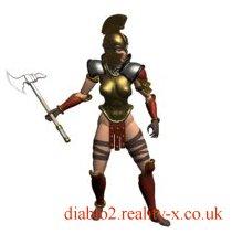 Render Diablo 2