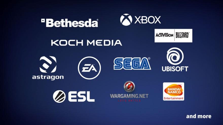 Activision Blizzard Gamescom 2020