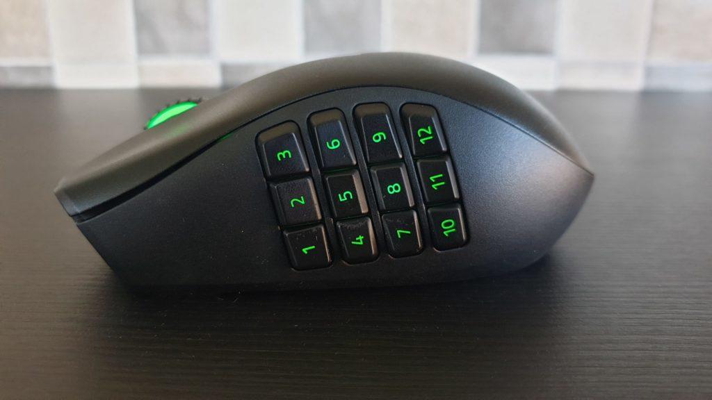 Ratón Razer Naga Pro